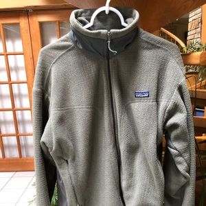 Patagonia Regulator Polartec Sweatshirt Jacket